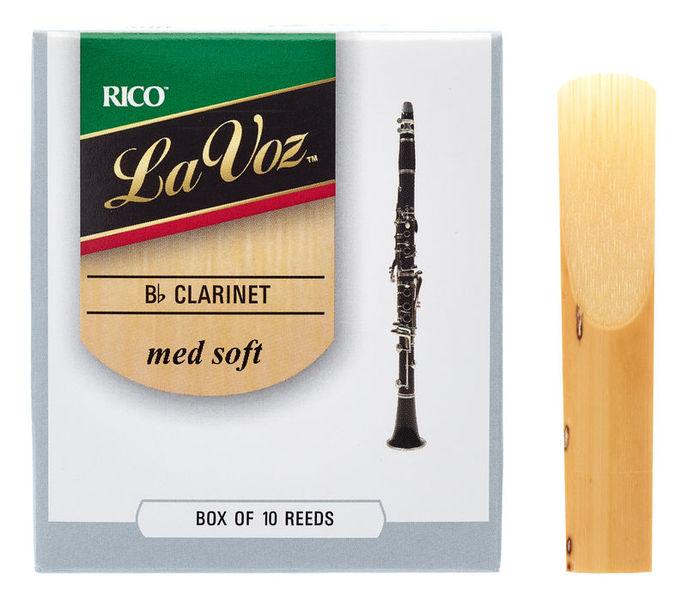Daddario Woodwinds La Voz Bb- Clarinet MS