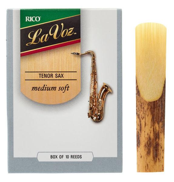 Daddario Woodwinds La Voz Tenor Sax MS