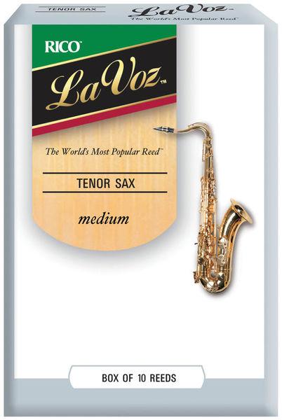Daddario Woodwinds La Voz Tenor Sax M