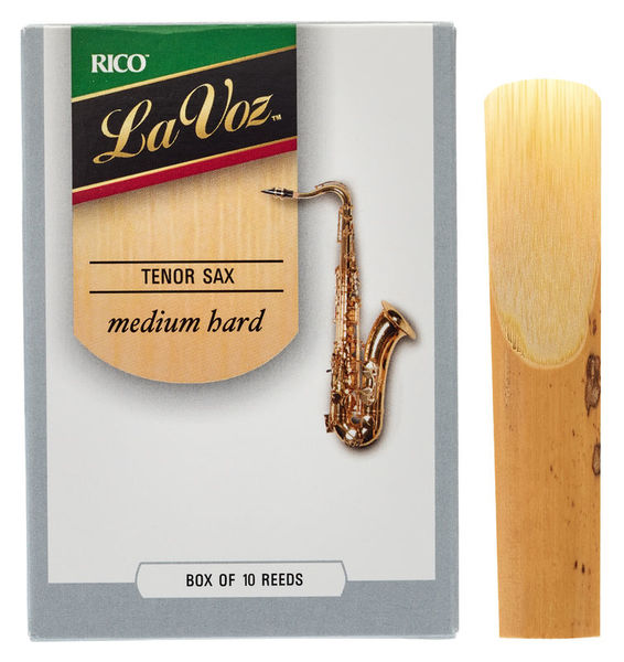 Daddario Woodwinds La Voz Tenor Sax MH