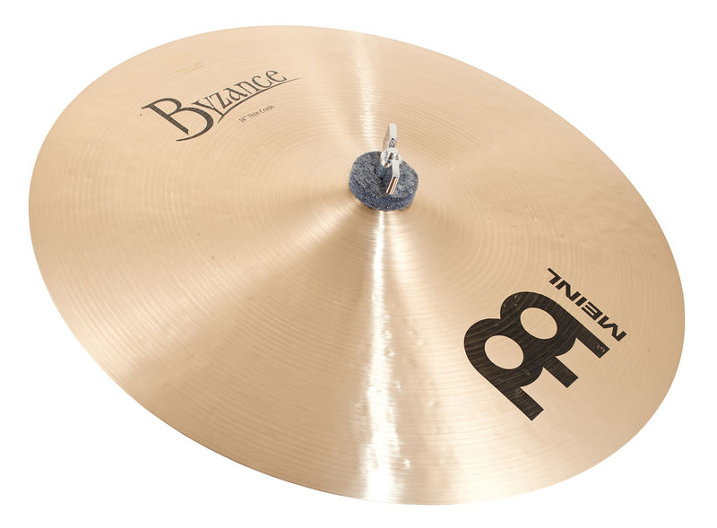 "Meinl 14"" Byzance Thin Crash"