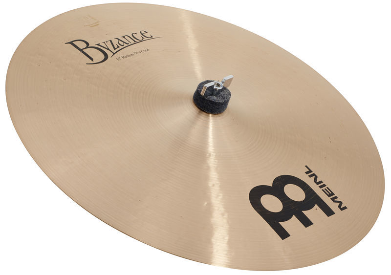 "Meinl 16"" Byzance Medium Thin Crash"