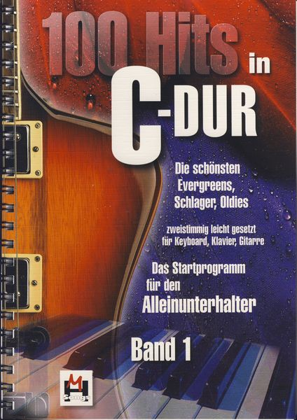 Musikverlag Hildner 100 Hits in C-Dur Vol.1