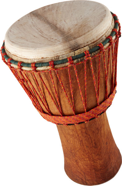 African Percussion BL121 Bassam Djembe