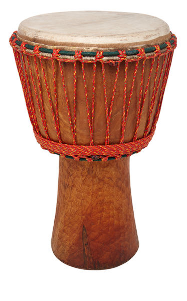 African Percussion BL122 Bassam Djembe