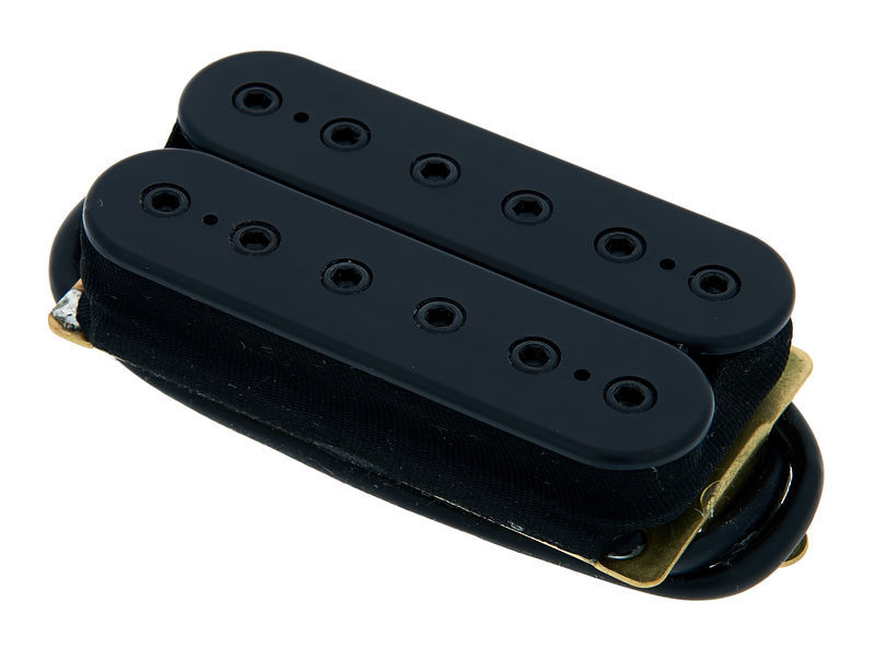 DiMarzio DP151 BK F-Spaced