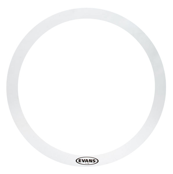 "Evans E-Ring 14"" Clear Snare 1"""