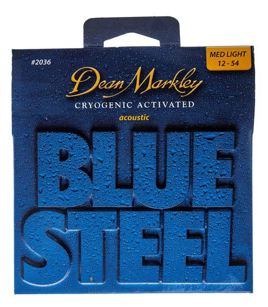 Dean Markley 2036 Blue Steel Acoustic ML