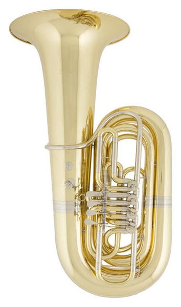 Cerveny CVBB 696-4 Bb-Tuba