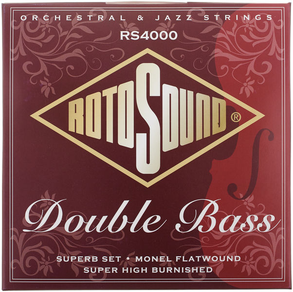 Double Bass Strings Rotosound