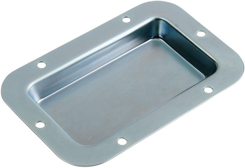 Adam Hall 8705 Dish galvanised