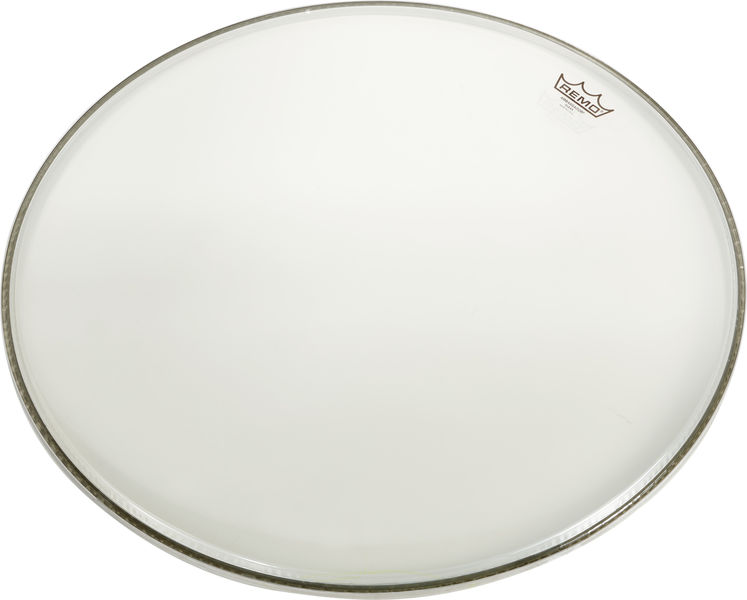 "Remo 24"" Ambassador Clear Bass Drum"