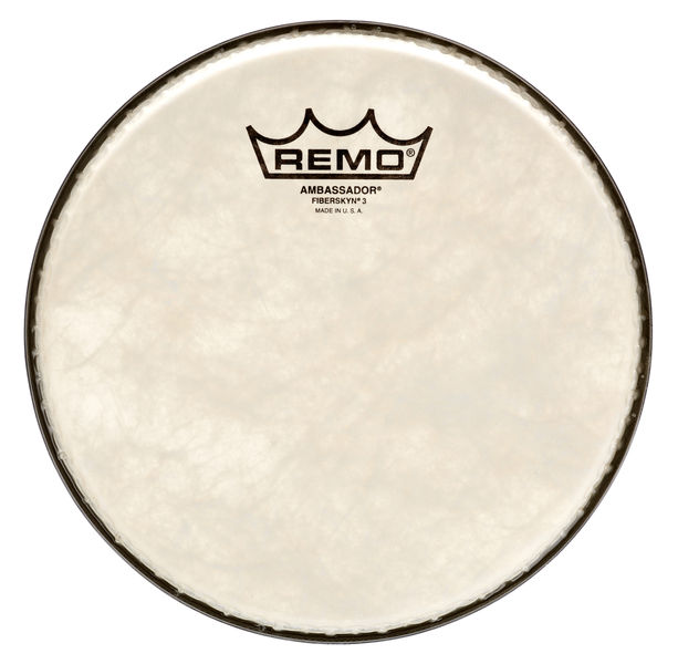 "Remo 08"" Fiberskyn 3 Medium (FA)"