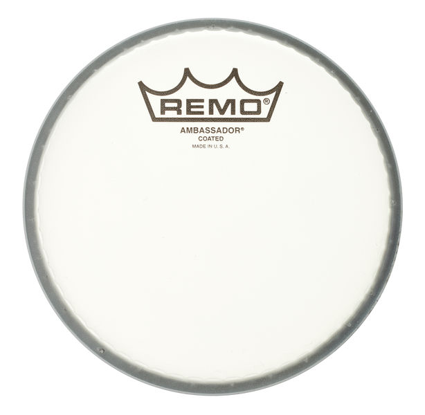 "Remo 06"" Ambassador Coated"