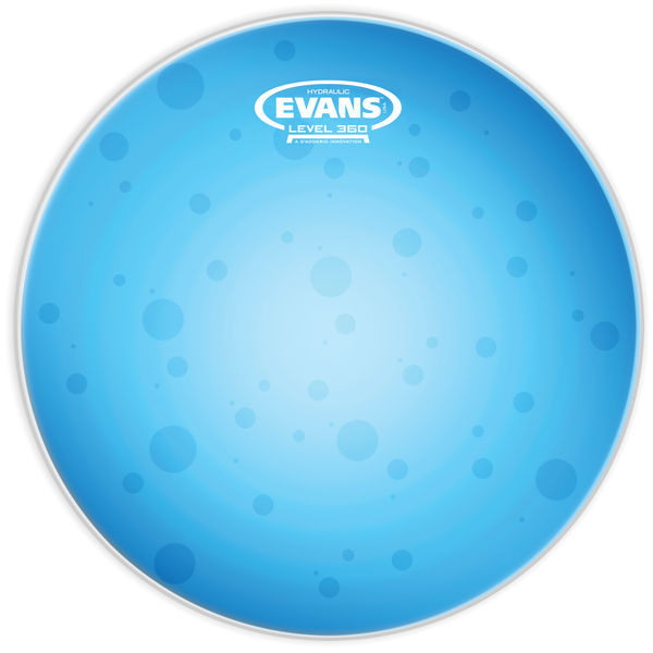 "Evans 14"" Hydraulic Blue Tom"