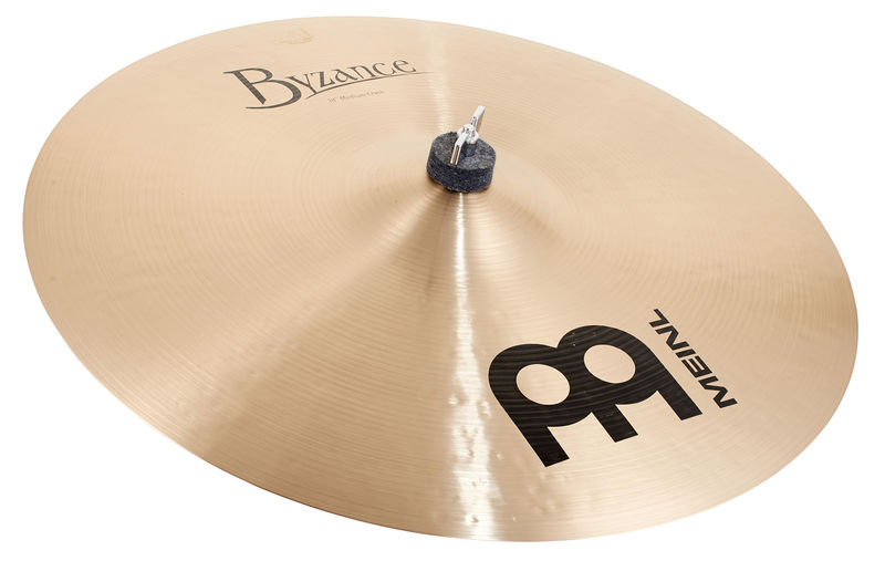 "Meinl 18"" Byzance Medium Crash"