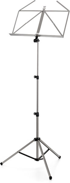 K&M 10065 Music Stand Nickel
