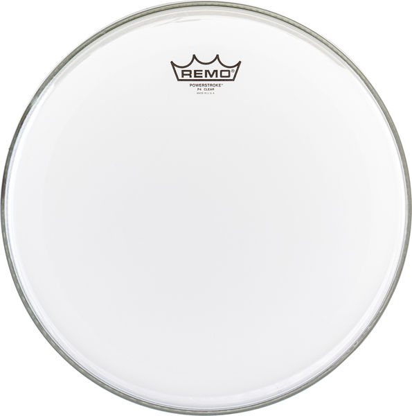 "Remo 14"" Powerstroke 4 Clear"