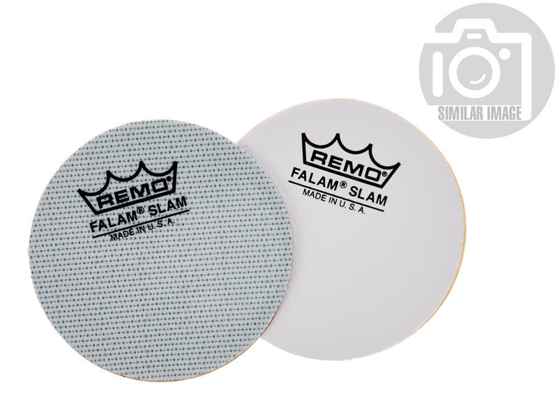 "Remo Falam Slam Pad 2.5"" Single"