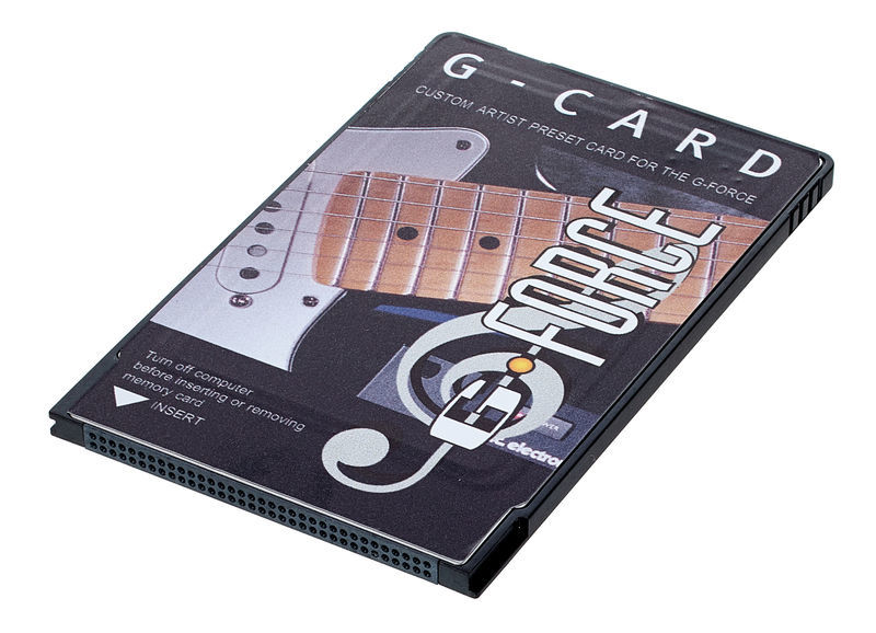 tc electronic G-Card
