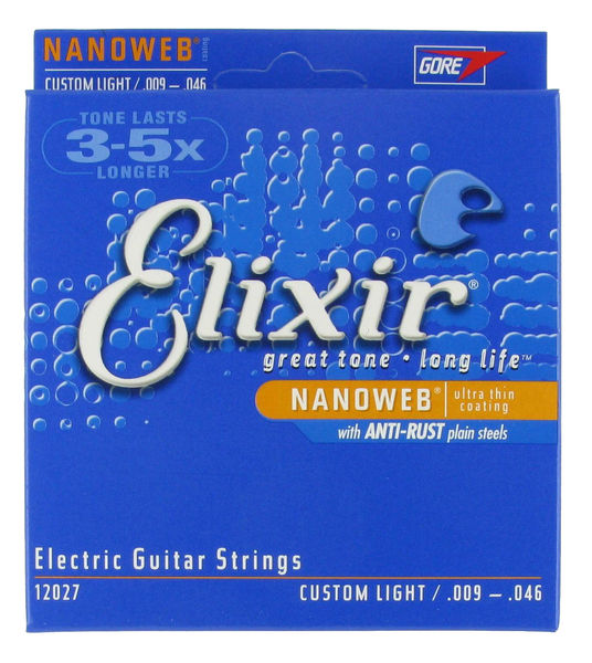 Elixir Nanoweb Custom Light