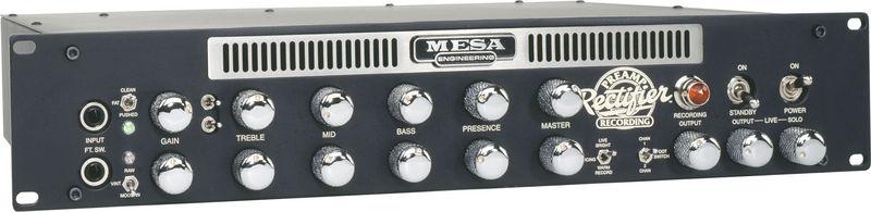 Mesa Boogie Rectifier Preamp