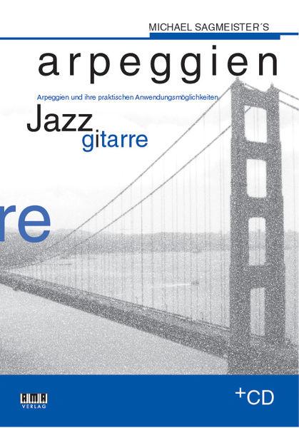AMA Verlag M.Sagmeister Arpeggien Jazzgit