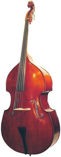 Thomann Bohemia Double Bass 4/4 SEM 5S