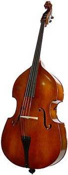Thomann Bohemia Double Bass 4/4 LAM LE