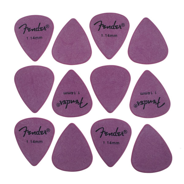 Fender Delrin Picks X-Heavy