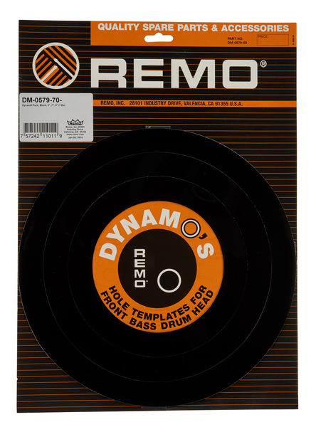 Remo Dynamo Ring Set
