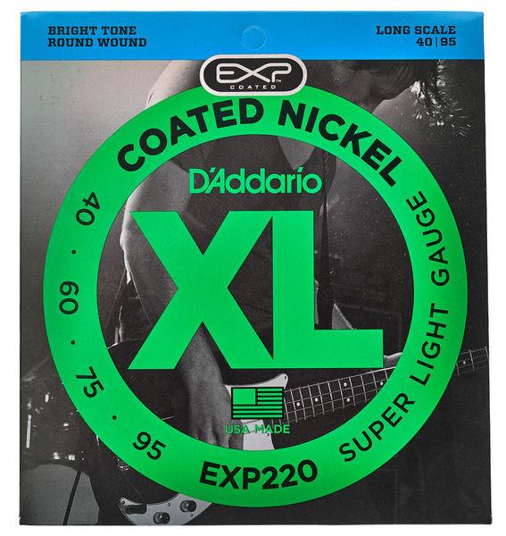 Daddario EXP220