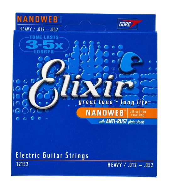 Elixir 12152 Nanoweb Heavy