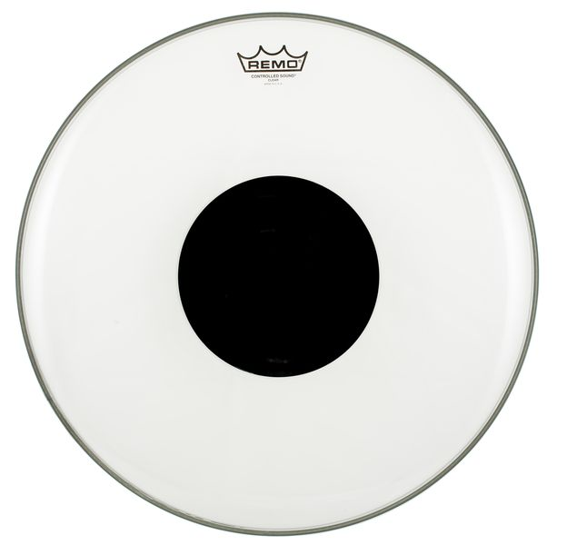 "Remo 18"" CS Clear"
