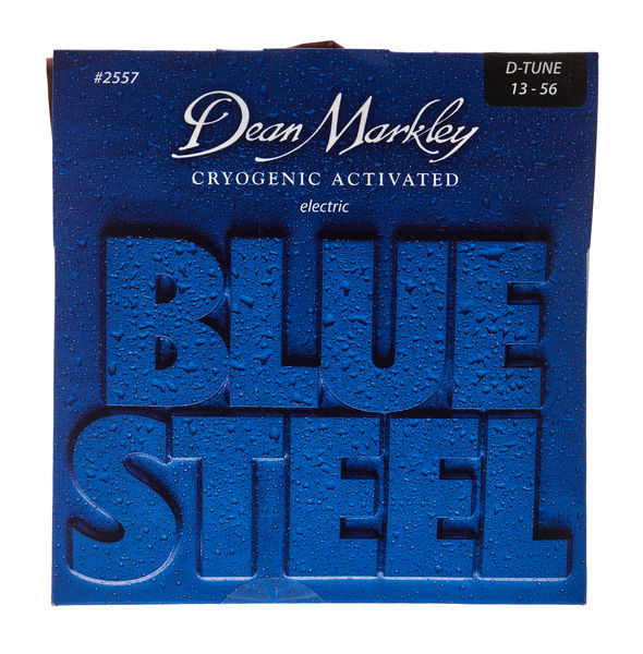 Dean Markley 2557 DT 13-56 Blue Steel