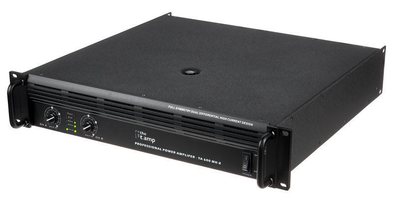 the t.amp TA 600 MK-X