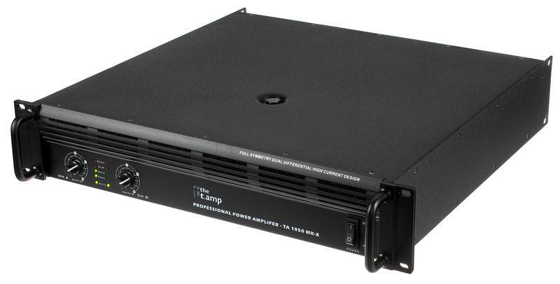 the t.amp TA 1050 MK-X