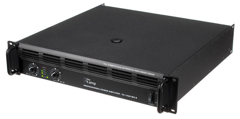 the t.amp TA 1400 MK-X