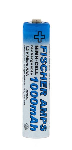 Fischer Amps Micro NIMH /AAA