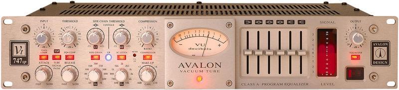 Avalon VT-747SP Silver