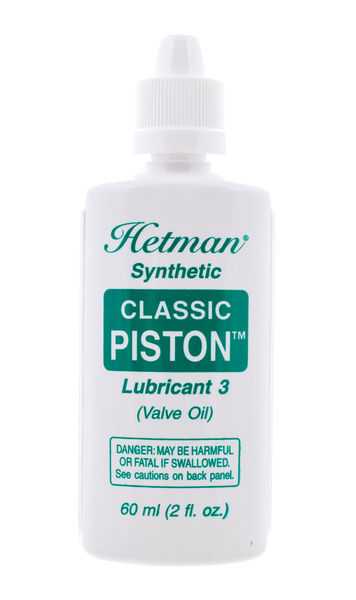 Hetman Nr.3 Piston Valve Oil