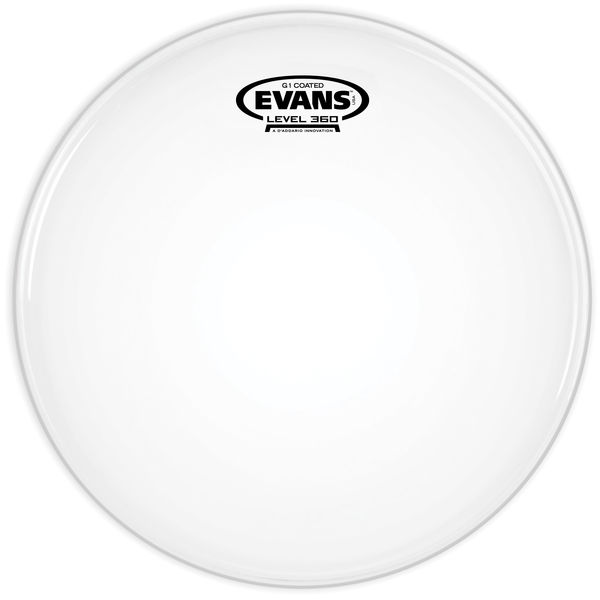 "Evans 18"" G1 Clear Bass Drum"