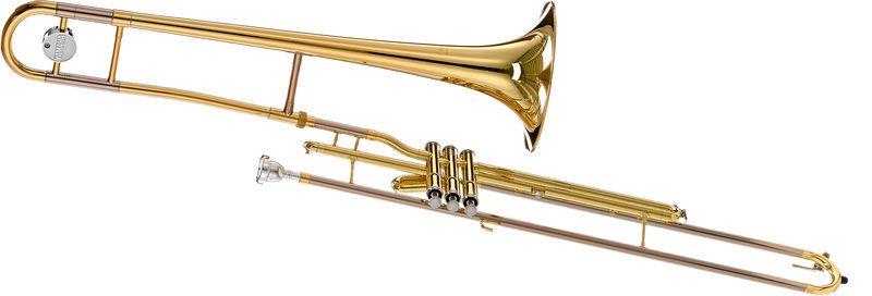 Yamaha YSL-354 V Trombone