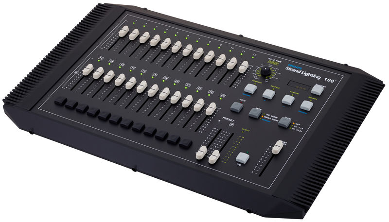 Strand Lighting 100 Plus Series Console 12/24