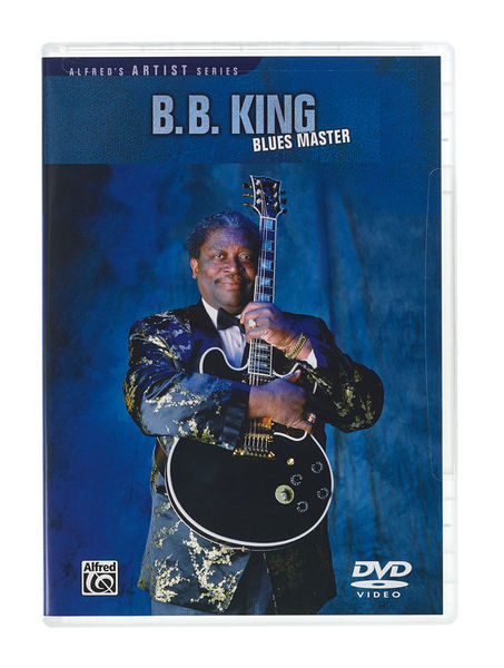 Alfred Music Publishing B.B. King Blues Master (DVD)