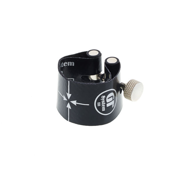 GF Ligature GF-03L Nickel