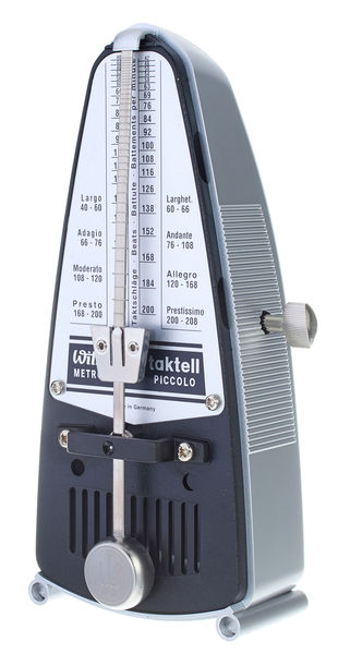 Wittner Metronome Piccolo 838 Silver