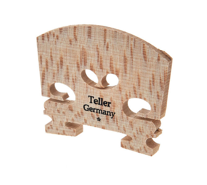 Gewa Teller Violin Bridge 4/4