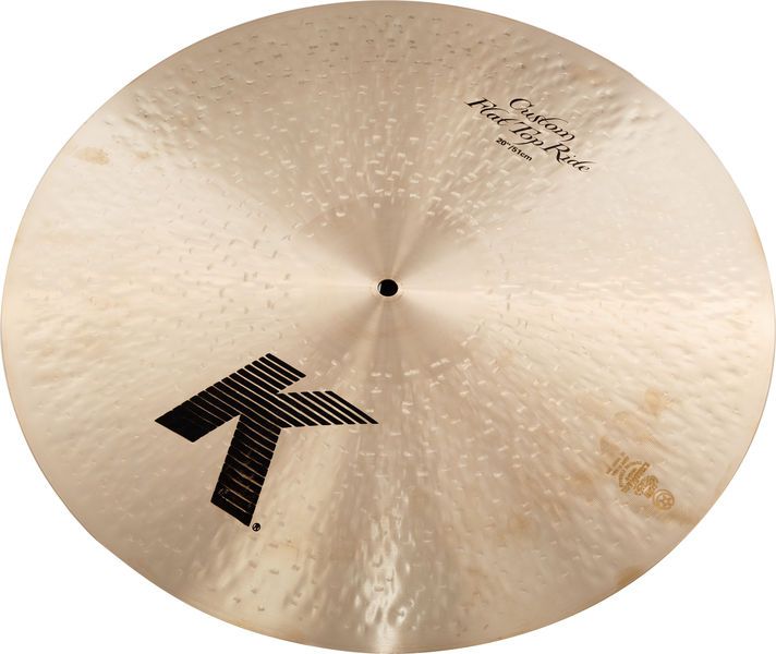 "Zildjian 20"" K-Custom Flat Top Ride"
