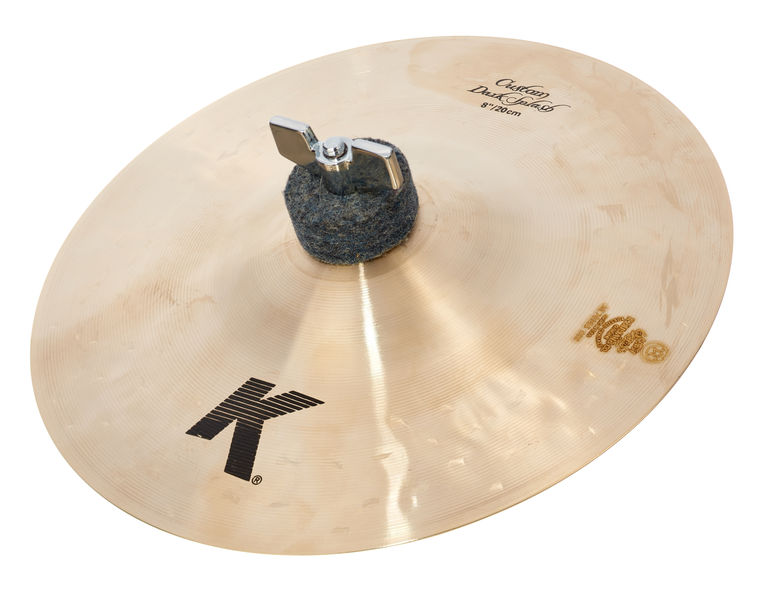 "Zildjian 08"" K-Custom Dark Splash"